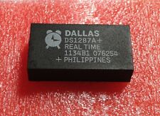 DALLAS DS1287A+ DS1287A TIMER REAL TIME CLOCK DIP18  DC# 1134B1