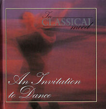 AN INVITATION TO DANCE - IN CLASSICAL MOOD - CD