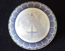 Wedgwood Concorde In-Flight Gift British Airways in box Paper weight Super Nice