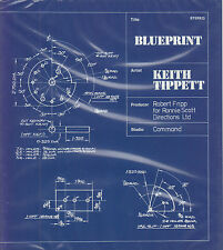 KEITH TIPPETT blueprint CD NEU OVP