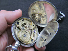 Taschenuhr Chinese Duplex Market POCKET WATCH 掛表 挂表 CEP SAATI TASCHEN UHR