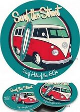 Surf the Street - Surf Hits of the 60's - Pop - Oldies - Licensed by Volkswagen