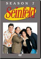 Seinfeld Seventh 7th Season 7 Seven Complete DVD Set Series TV Show Comedy Box R