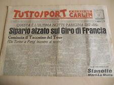 Tuttosport del 12/07/1950!! Mezzo Secolo di Storia della Juve!!!