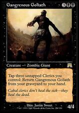 1x Gangrenous Goliath Onslaught MtG Magic Black Rare 1 x1 Card Cards