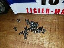 vintage 1/8 delta cook eagle p2 p4 chassis high torque screw lot original nos