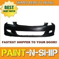 NEW 2006 2007 Honda Accord Coupe Front Bumper Painted to Match (HO1000234)