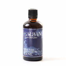 Galbanum Essential Oil - 100% Pure - 100ml (EO100GALB)