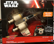 New Air-Hogs Star Wars Remote Control X-Wing Fighter