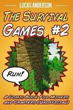 The Survival Games #2 Comic Book for Miners Crafters (Unofficial) by Anderson Lu