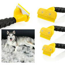 Professional Pet Cat Dog Hair Fur Shedding Trimmer Grooming Rake Comb Brush Tool