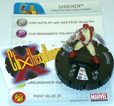 SHOCKER #002 Amazing Spider-Man Marvel Heroclix