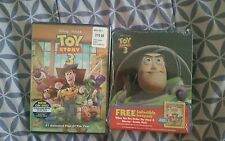 LOT TOY STORY 3 DVD AND TOY STORY 3 COLLECTIBLE IRONPACK SEALED RARE