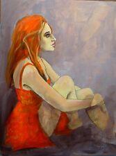 portrait-acrylique sur isorel-30x40 cm-kevin may.0008