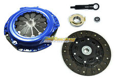 FX STAGE 2 HEAVY-DUTY 215mm CLUTCH KIT 1989-1998 SUZUKI SIDEKICK 1.6L 1.8L 4CYL