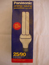 Panasonic Energy Saving Light Bulb 25W/90W Warm Light 4 Tube Fluorescent High