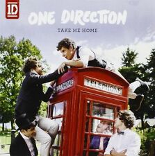 ONE DIRECTION / 1D: TAKE ME HOME 2012 CD NEW
