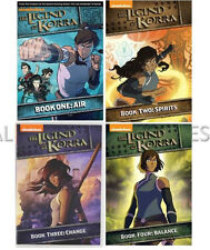 Avatar The Legend of Korra Complete Series 1-4 (1 2 3 4) BRAND NEW DVD SET