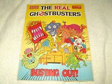 The Real Ghosbusters Comic Issue 37 February 1989