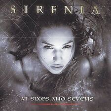 At Sixes and Sevens by Sirenia (CD, Jun-2004, Napalm Records)