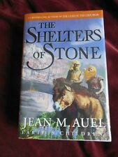 Jean Auel - THE SHELTERS OF STONE - 1st