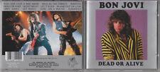 Bon Jovi rare CD Dead or Alive - Cincinnati