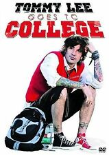 Tommy Lee Goes to College, New DVD, Fran Kaye, Butch Hug, Tim Gay, Natalie Riedm