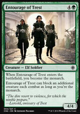 MTG 4x ENTOURAGE OF TREST -  - CN2 - MAGIC