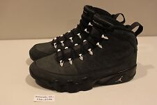 Nike Air Jordan 9 IX Retro Anthracite 302370 013 Size 11 Black Bred 1 3 4 5 6 12
