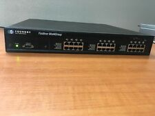 Foundry Networks FastIron WorkGroup FWS24 24-Port Network Switch FWS24+1G