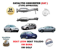 FOR SEAT LEON TOLEDO SKODA OCTAVIA VW BORA VW GOLF CATALYTIC COVERTER CAT