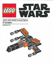 Constructibles Poe's X-Wing Mini Model LEGO® Parts & Instructions Kit