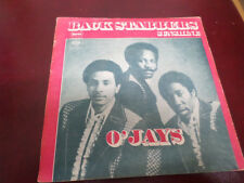 THE O 'JAYS back stabbers/sunshine  ISRAEL ISRAELI  p/s
