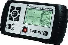 EM125 Pocket-Size Mini Oscilloscope Handheld Digital Scopemeter 6000 Counts