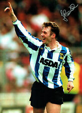 John SHERIDAN Signed Autograph 16x12 Sheffield Wednesday Legend Photo AFTAL COA