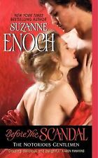 Before the Scandal by Suzanne Enoch (2008, Paperback)