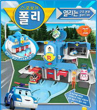 Robocar Poli Opening structure rescue headquarters #83304 ACADEMY KITS