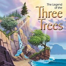 The Legend Of The Three Trees - Board Book  Board book