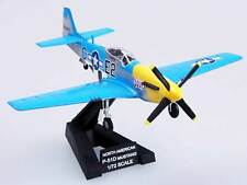 Facile Modello P-51D Mustang Louiv E2C 375th fs 361th FG finito 1:72 Cavalletto