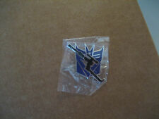 "2015 BotCon Transformers G1 Decepticon Megatron Lapel Pin 1""x1"""