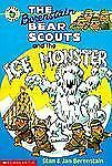 The Berenstain Bear Scouts and the Ice Monster (Berenstain Bear Scouts-ExLibrary