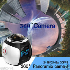 360 Camera 4K Wifi Mini Action Camera Ultra HD Panorama Camera Sport VR Camera