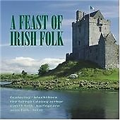 A Feast Of Irish Folk, Various Artists, Very Good Condition