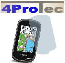 Garmin Oregon 700, 750T (2x) CrystalClear LCD screen guard protector de pantalla