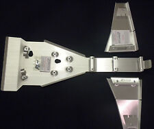 YAMAHA YFZ450R FULL FRAME SKID PLATE (.125 Thick) & A-ARM PLATE SET .125 THICK