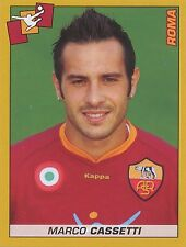 N°371 MARCO CASSETTI # AS.ROMA STICKER FIGURINA PANINI CALCIATORI 2008