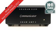 GRAHAM SLEE - VORVERSTÄRKER - GRAMAMP2 COMMUNICATOR -  PHONO-PREAMP - MM