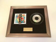 PERSONALLY SIGNED/AUTOGRAPHED SWIM DEEP - MOTHERS FRAMED CD PRESENTATION.