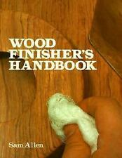 The Wood Finisher's Handbook-ExLibrary
