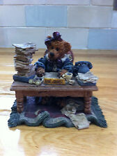 Boyds Bears & Friends 'Ms Griz ...Monday Morning' 2276
